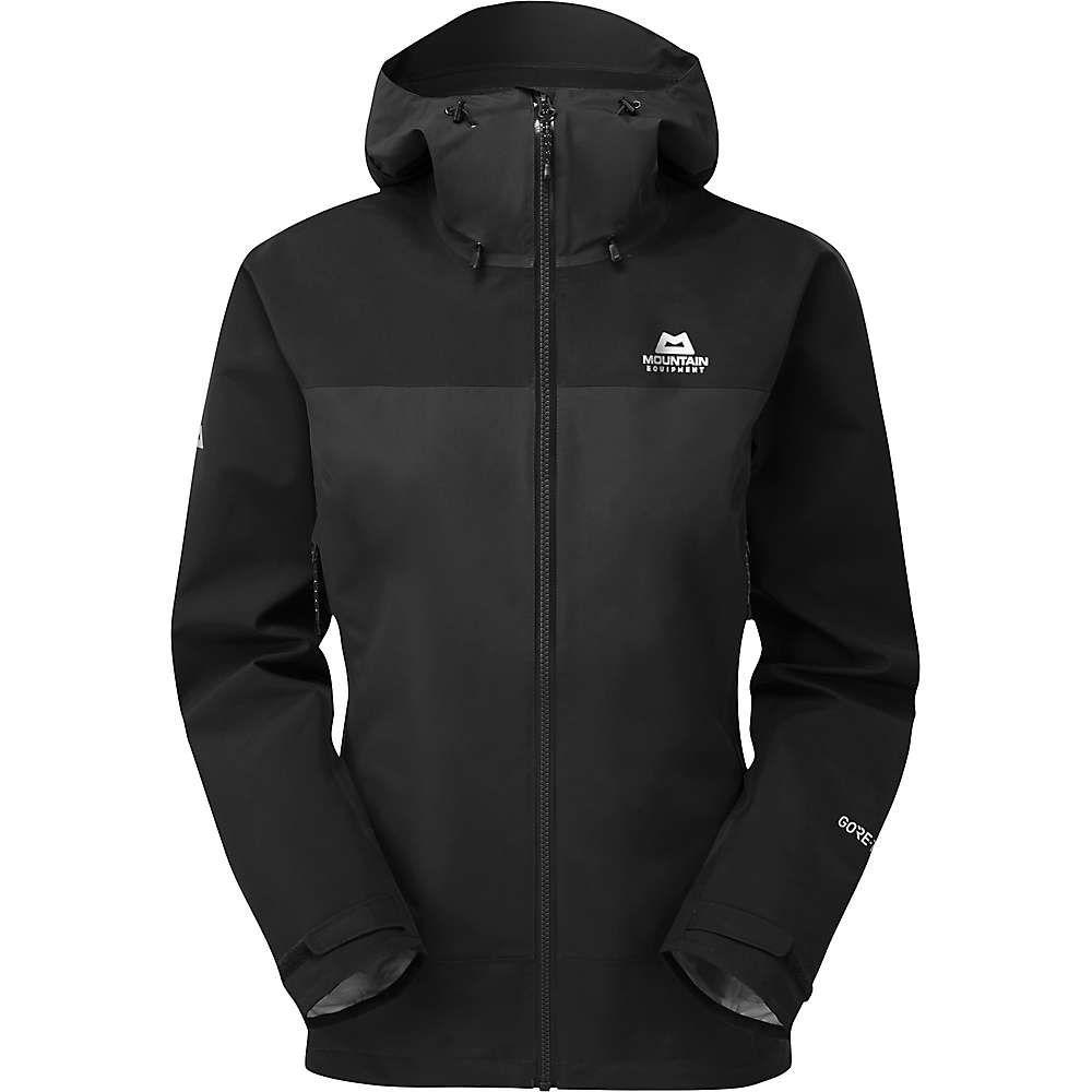 マウンテンイクイップメント Mountain Equipment レディース スキー・スノーボード ジャケット アウター【saltoro jacket】Black
