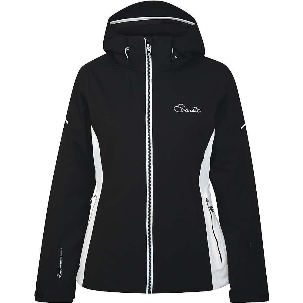 デア トゥビー Dare 2B レディース スキー・スノーボード ジャケット アウター【contrive jacket】Black