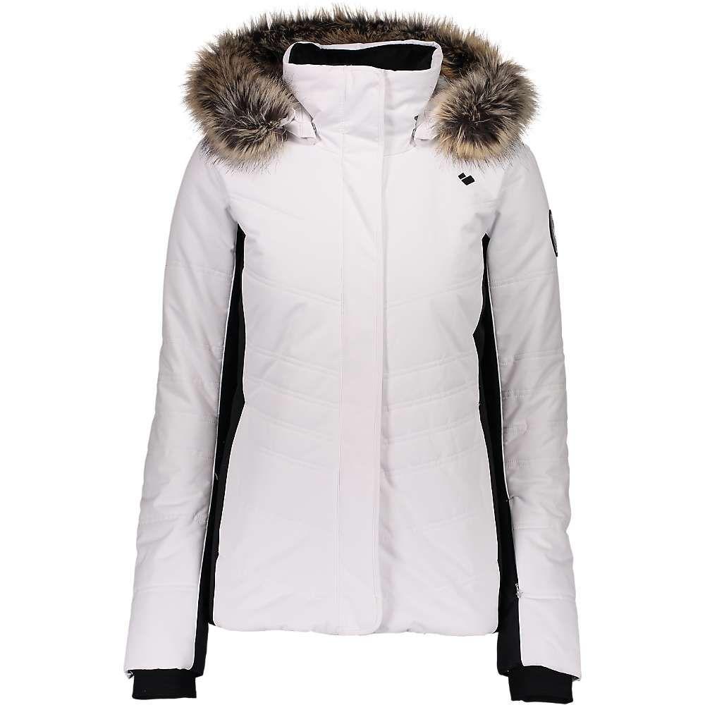 オバマイヤー Obermeyer レディース スキー・スノーボード ジャケット アウター【tuscany ii jacket】White