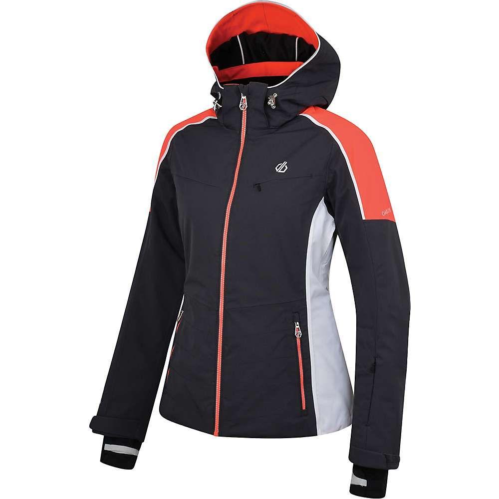 デア トゥビー Dare 2B レディース スキー・スノーボード ジャケット アウター【inventor jacket】Ebony Grey/Fiery Coral