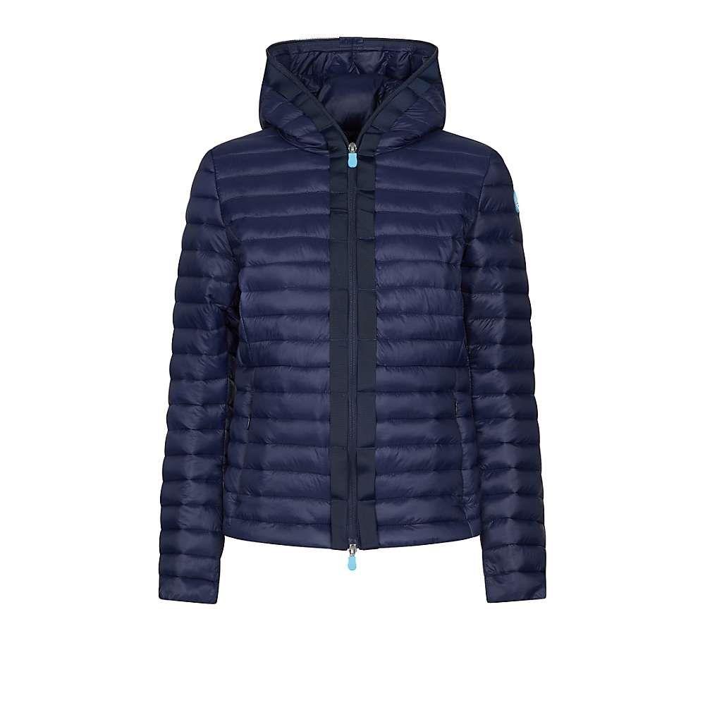 セイブ ザ ダック Save The Duck レディース スキー・スノーボード コート アウター【coat】Navy Blue