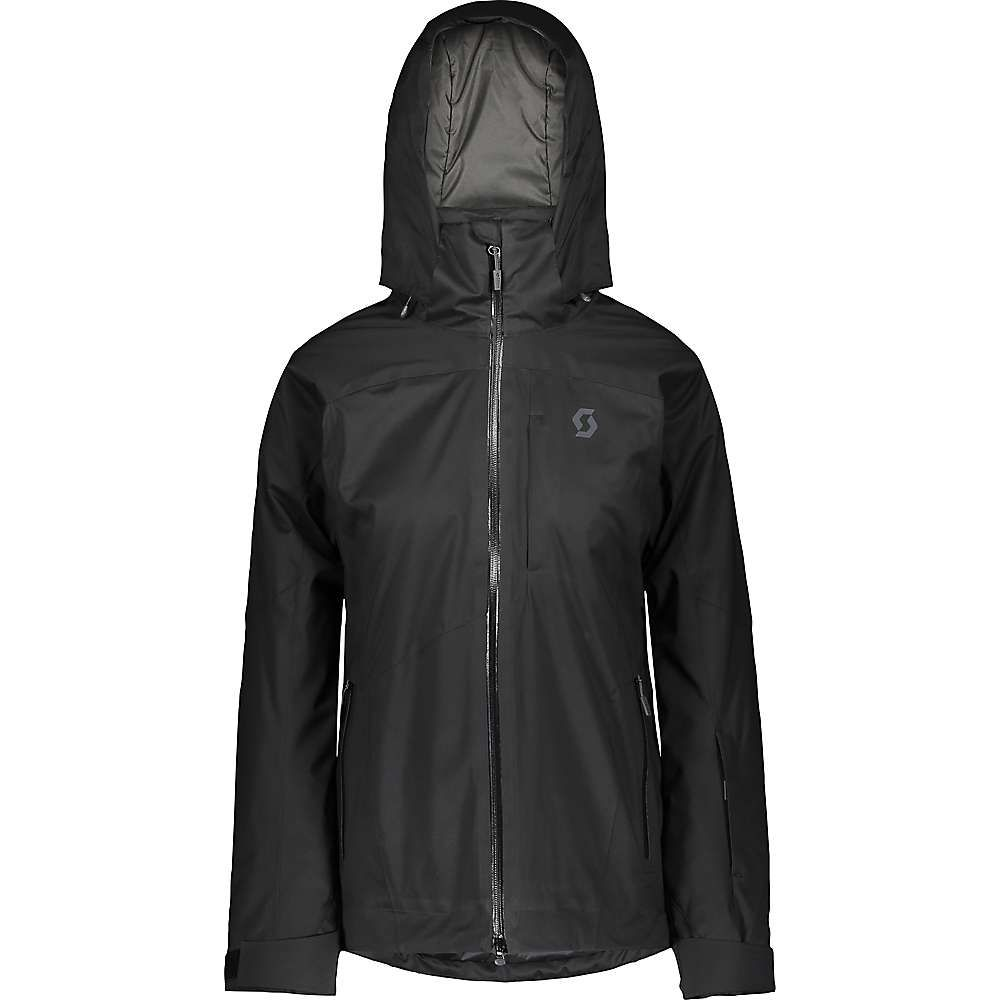 スコット レディース スキー・スノーボード アウター Black 【サイズ交換無料】 スコット Scott USA レディース スキー・スノーボード ジャケット アウター【ultimate drx jacket】Black