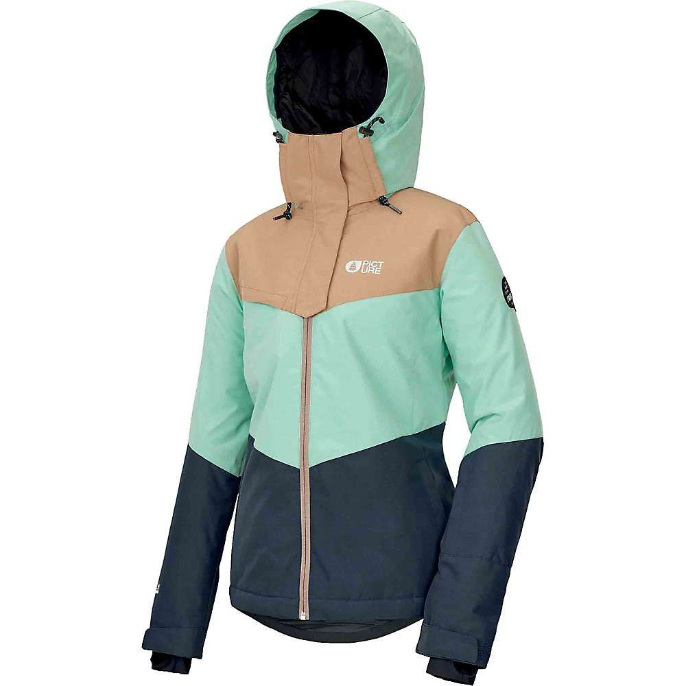 ピクチャー Picture レディース スキー・スノーボード ジャケット アウター【week end jacket】Mint 緑