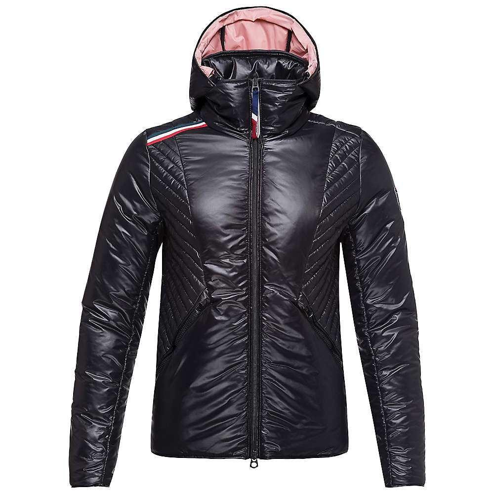 ロシニョール Rossignol レディース スキー・スノーボード フード ジャケット アウター【verglas hooded jacket】Black