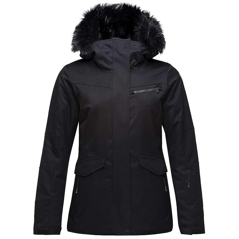 ロシニョール Rossignol レディース スキー・スノーボード コート ジャケット アウター【parka jacket】Black