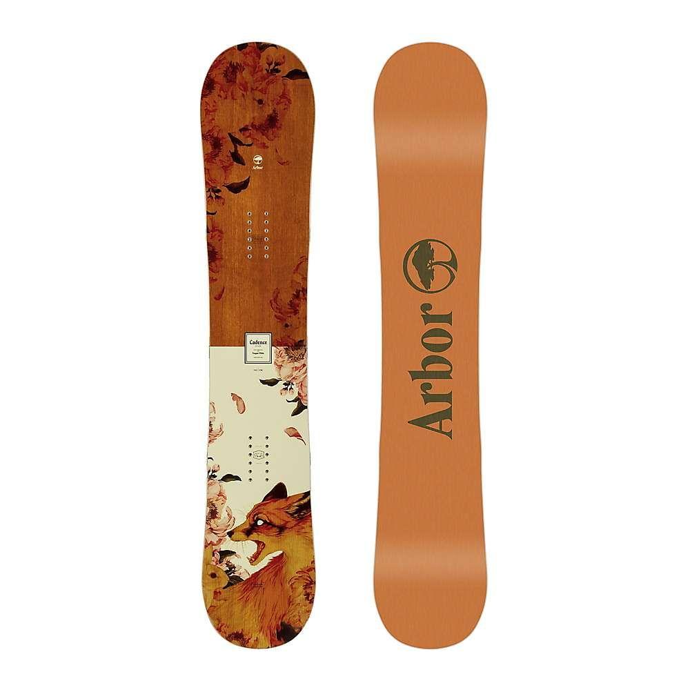 アーバー Arbor レディース スキー・スノーボード ボード・板【cadence snowboard】