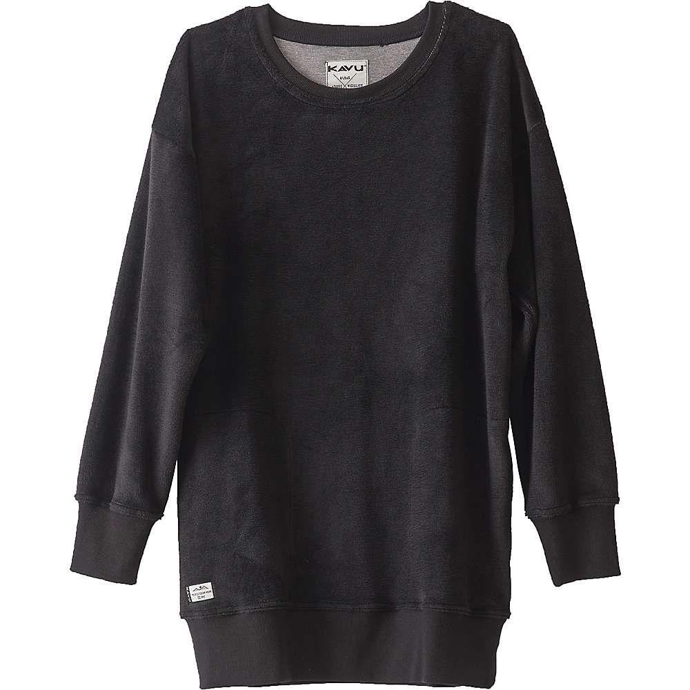 カブー Kavu レディース スウェット・トレーナー トップス【riverton sweatshirt】Black