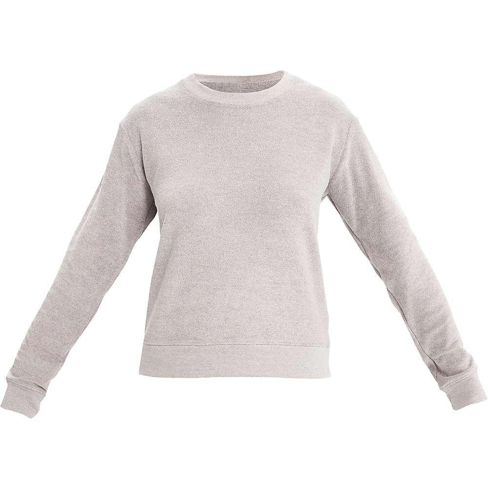 ロール Lole レディース スウェット・トレーナー トップス【grand prix sweatshirt】Light Grey Heather