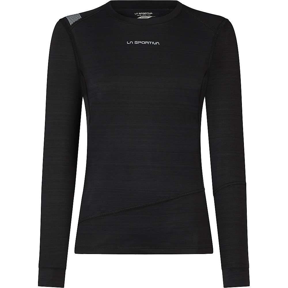 ラスポルティバ La Sportiva レディース トップス 【dash long sleeve top】Black