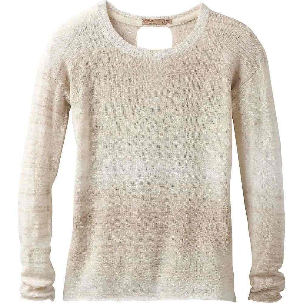 プラーナ Prana レディース ニット・セーター トップス【nightingale sweater】Stone