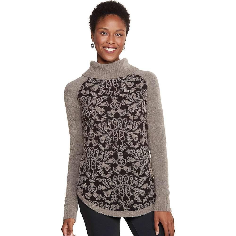 トードアンドコー Toad & Co レディース ニット・セーター トップス【lucianna t-neck sweater】Cocoa/Buffalo