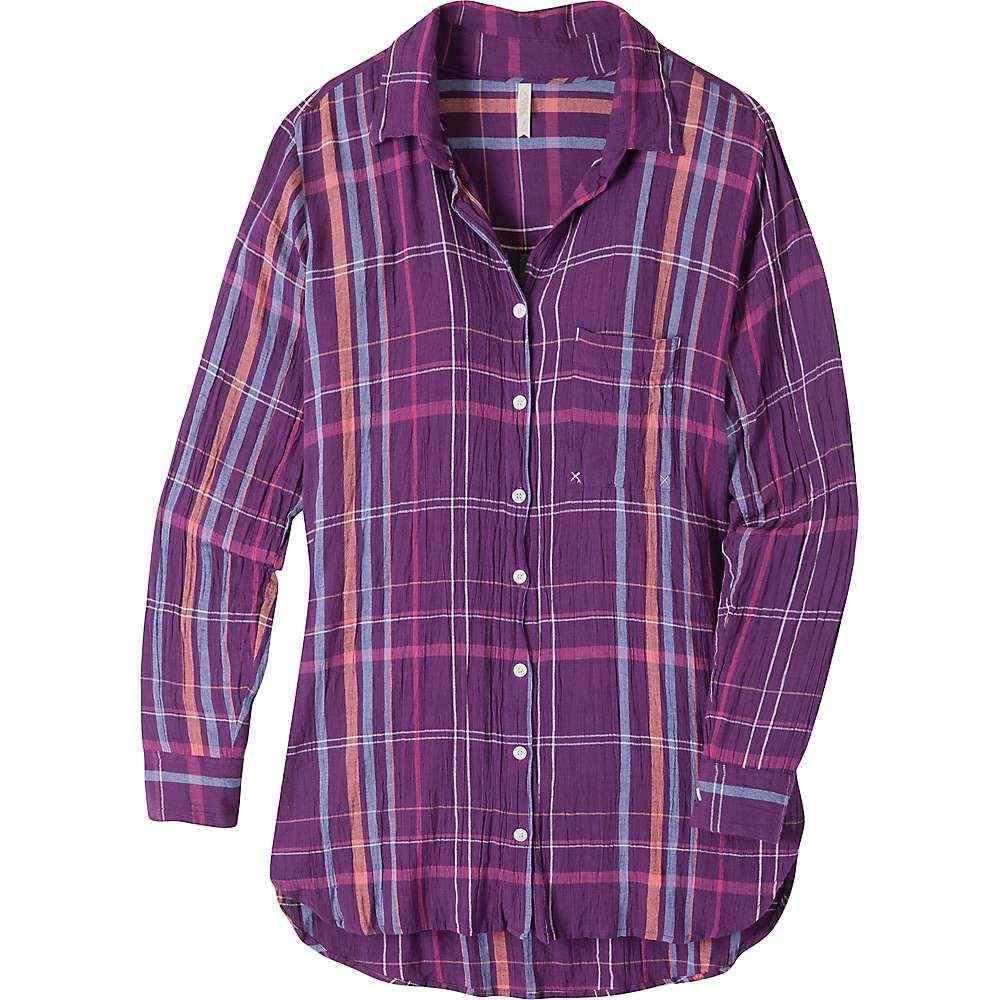 マウンテンカーキス Mountain Khakis レディース チュニック トップス【jenny tunic shirt】Violette