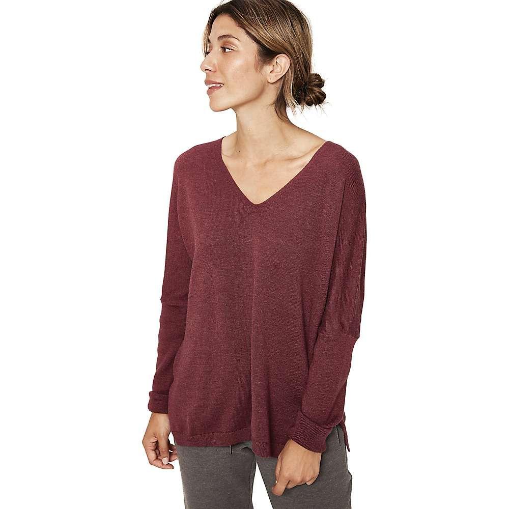 ロール Lole レディース ニット・セーター トップス【martha sweater】Windsor Wine Heather