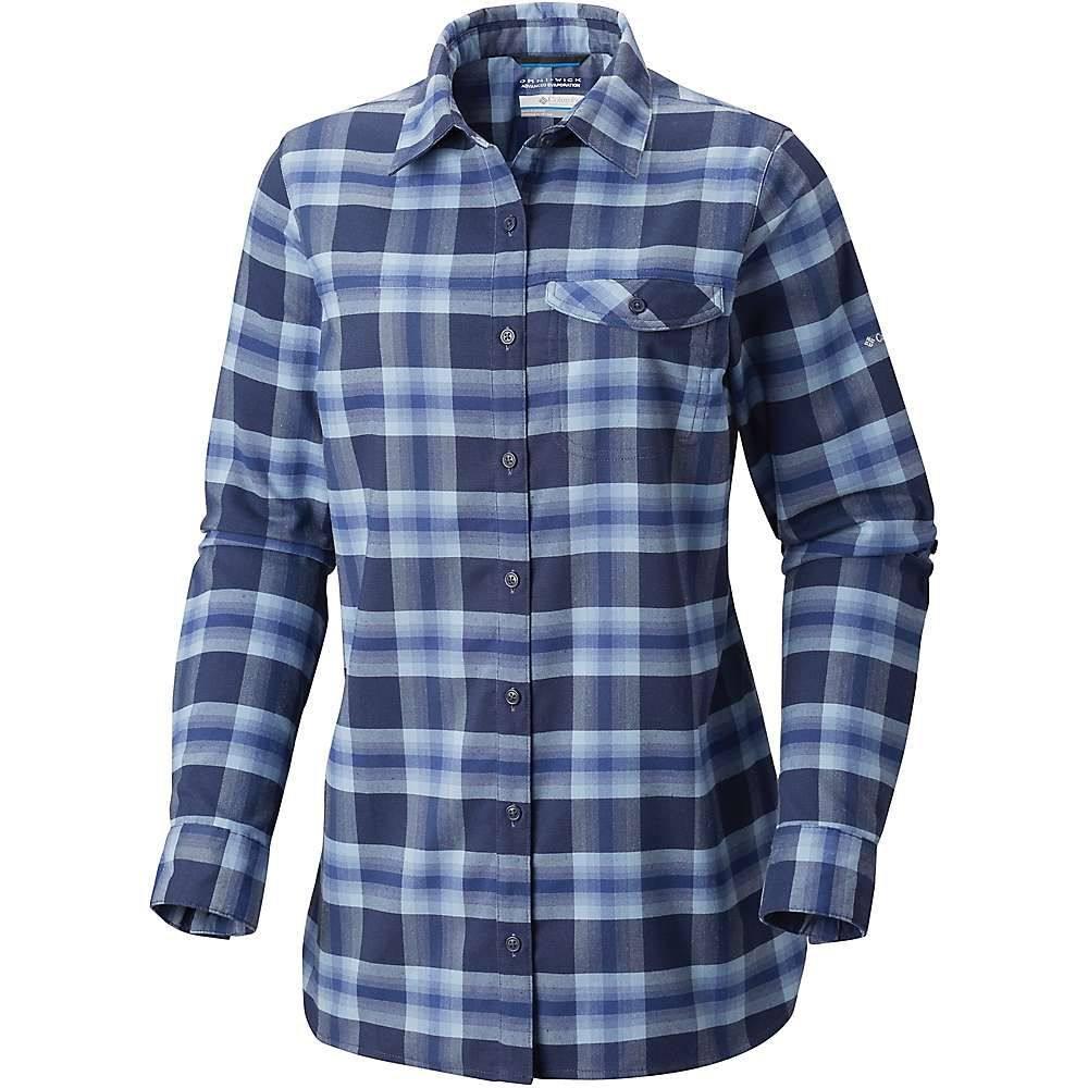 コロンビア Columbia レディース チュニック トップス【silver ridge flannel tunic】Nocturnal Plaid