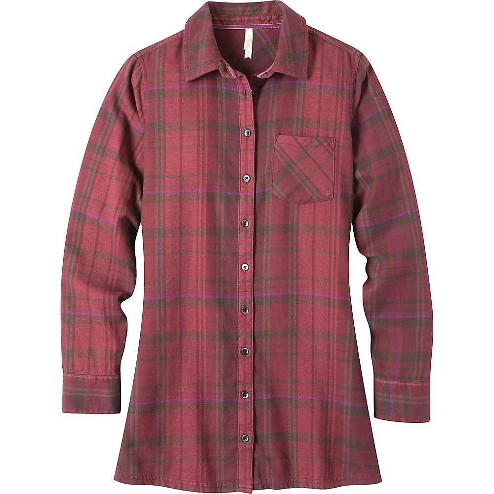 マウンテンカーキス Mountain Khakis レディース チュニック トップス【penny flannel tunic】Raisin