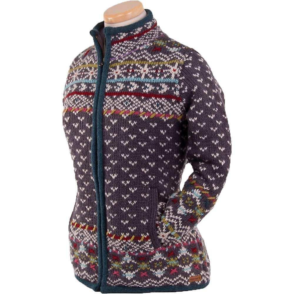 ランドロマット Laundromat レディース ニット・セーター トップス【oslo sweater】New Charcoal