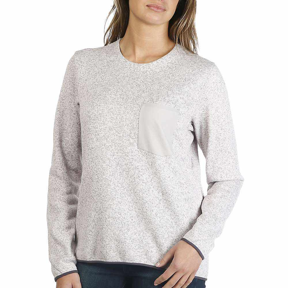 アークテリクス Arcteryx レディース ニット・セーター トップス【covert sweater】Crystalline Heather