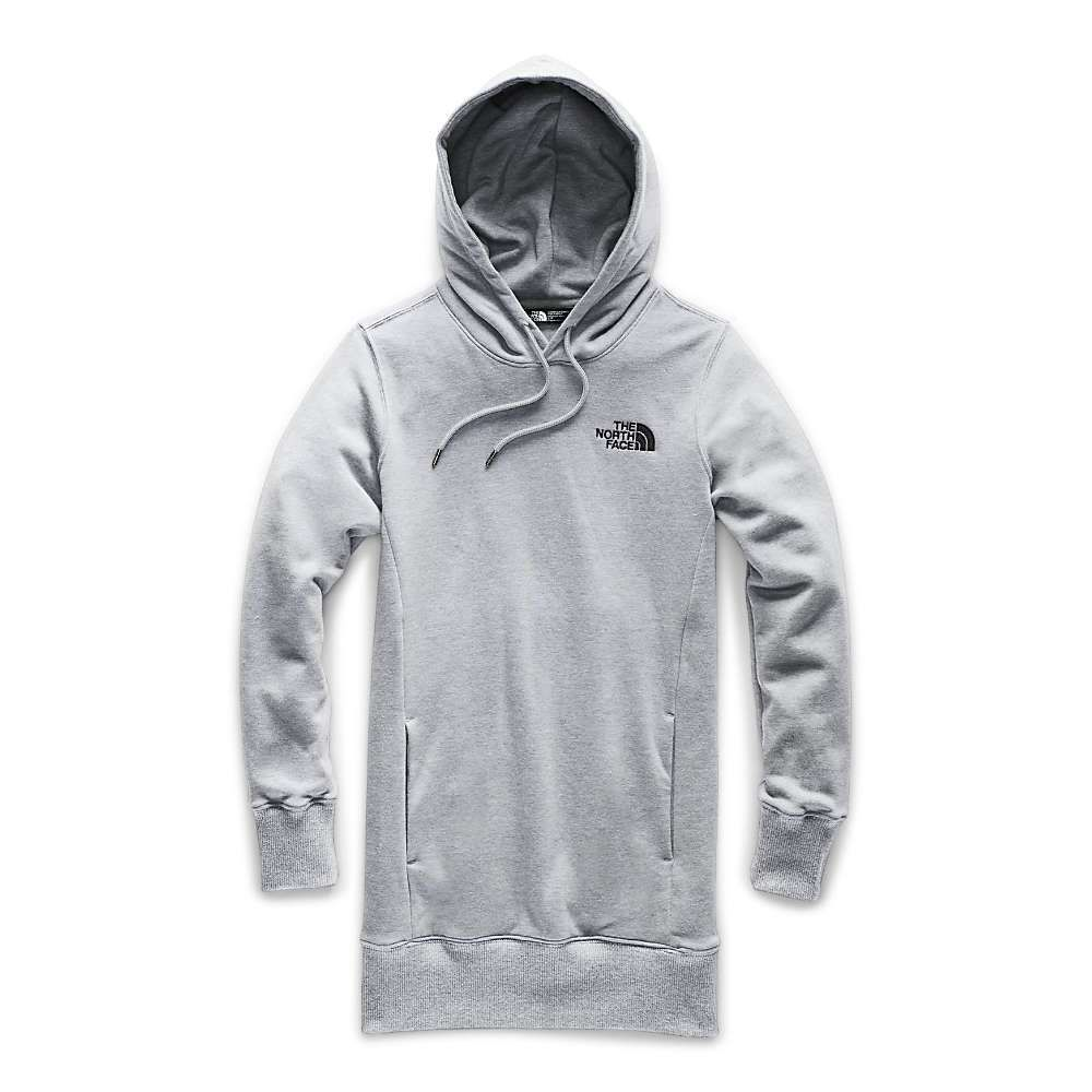 ザ ノースフェイス The North Face レディース パーカー トップス【extra-long jane pullover hoodie】TNF Light Grey Heather