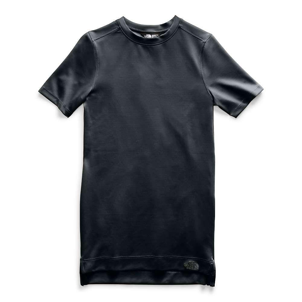 ザ ノースフェイス The North Face レディース チュニック トップス【sleek knit ss tunic】TNF Black
