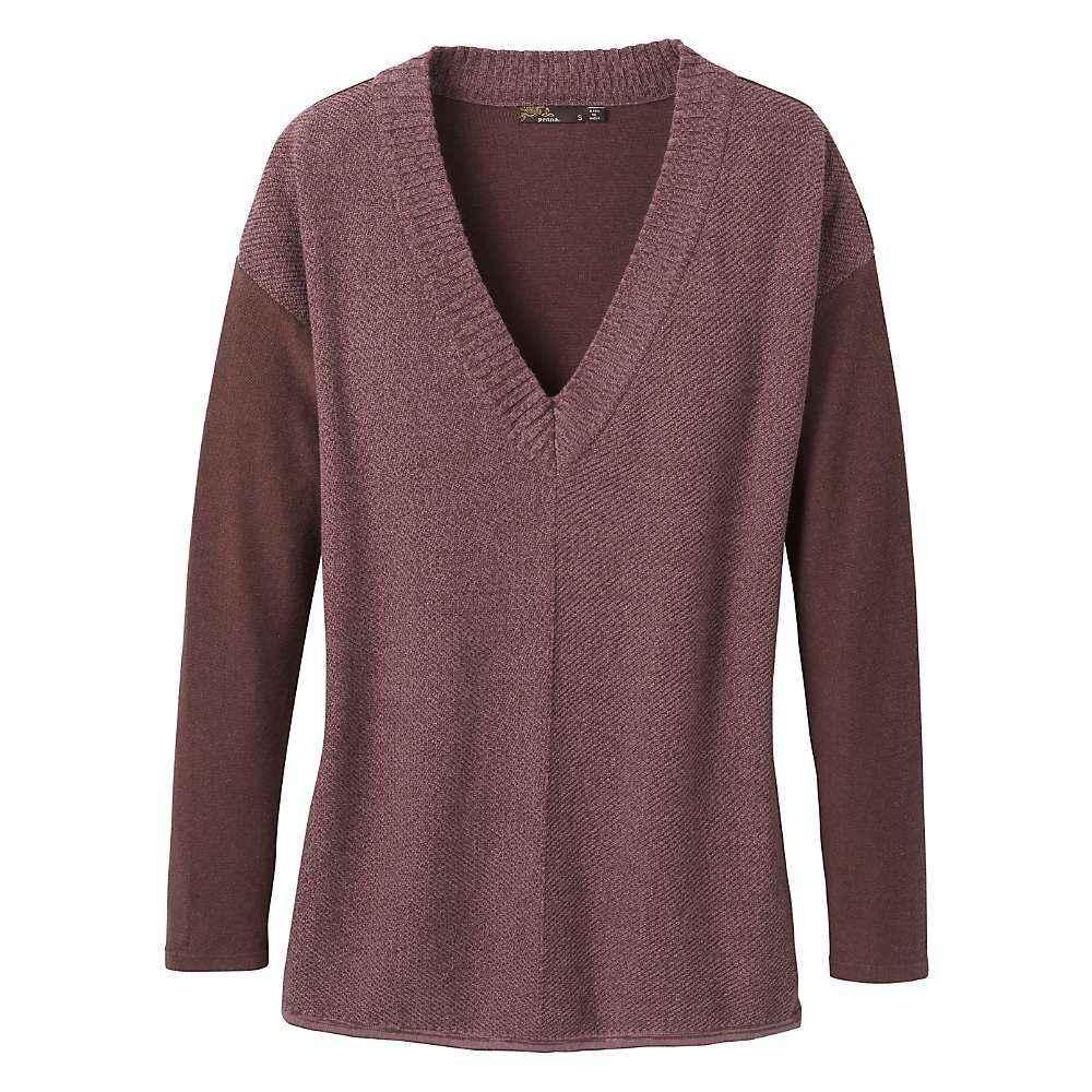 プラーナ Prana レディース チュニック トップス【cedros sweater tunic】Cocoa