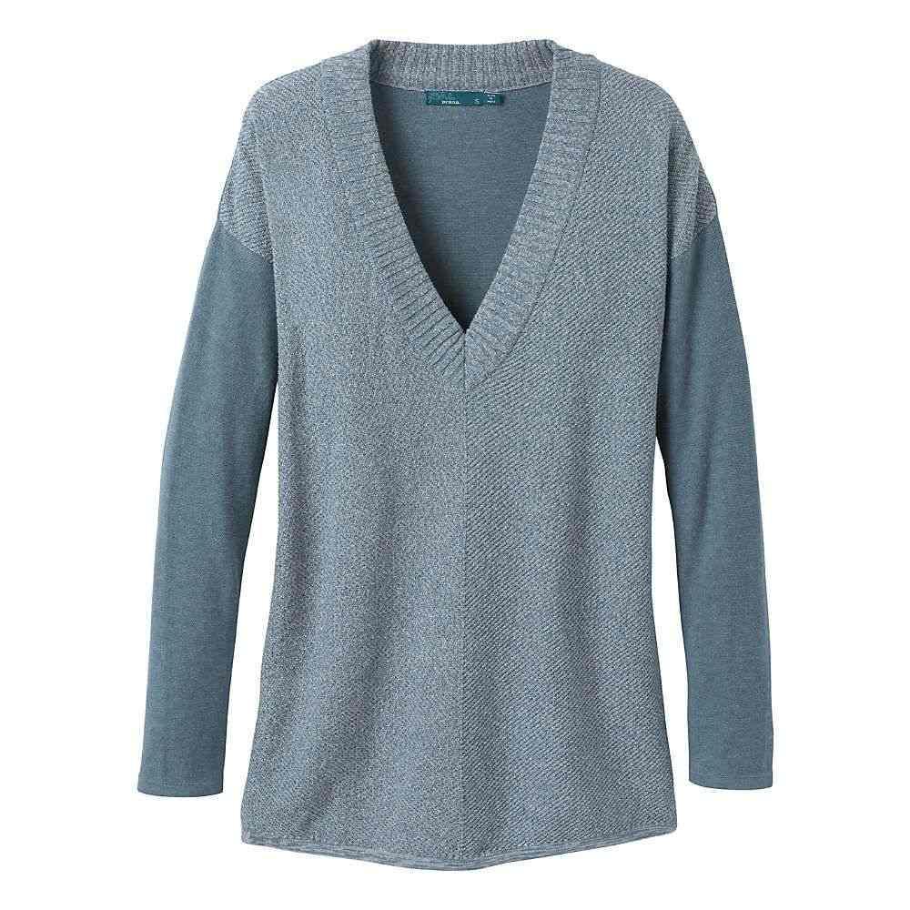 プラーナ Prana レディース チュニック トップス【cedros sweater tunic】Blue Note