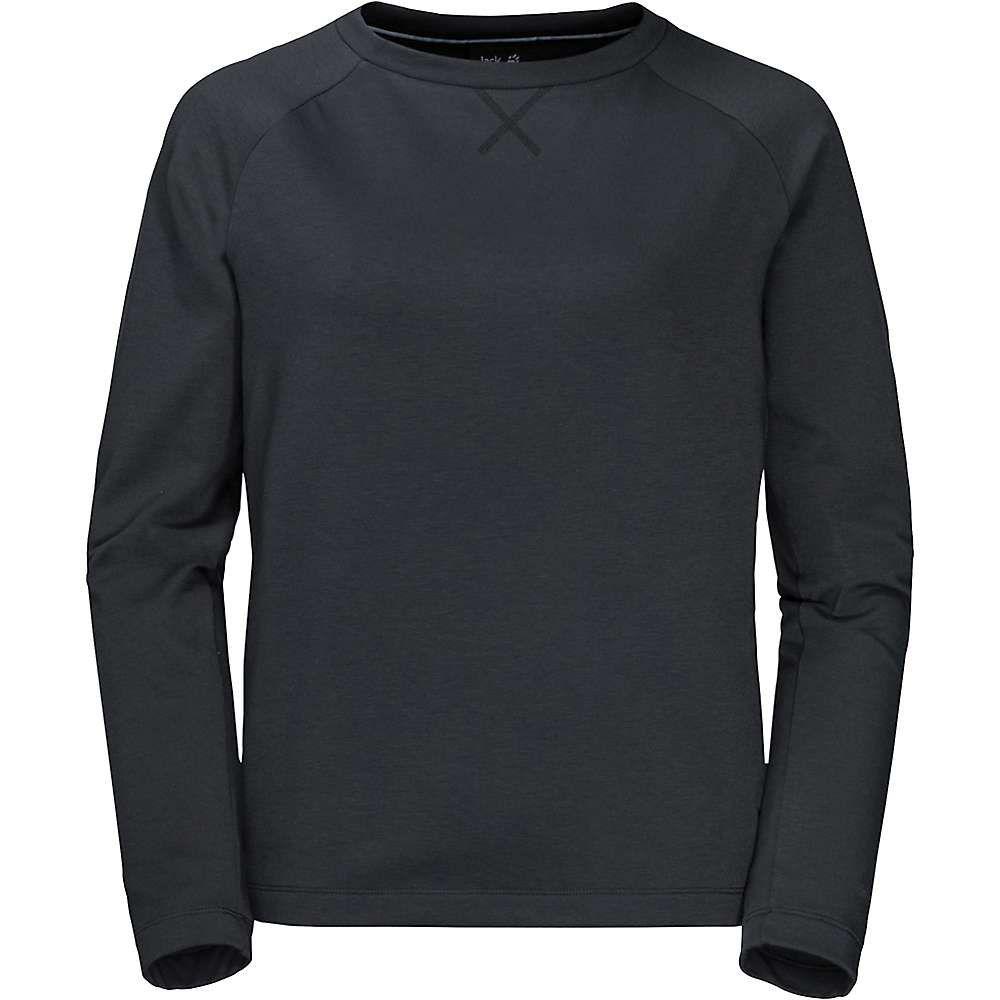 ジャックウルフスキン Jack Wolfskin レディース ニット・セーター トップス【jwp sweater】Phantom