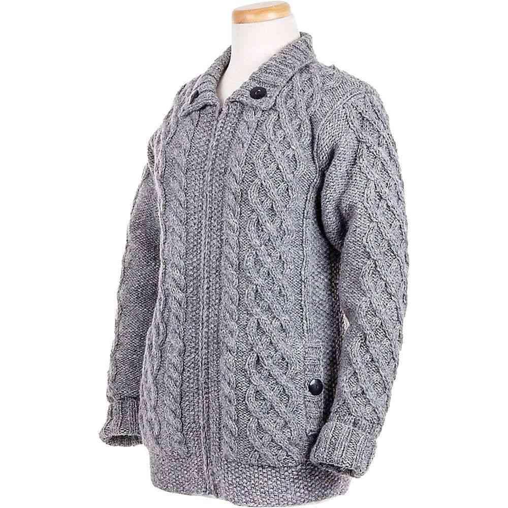ランドロマット Laundromat レディース ニット・セーター トップス【brianna sweater】Grey