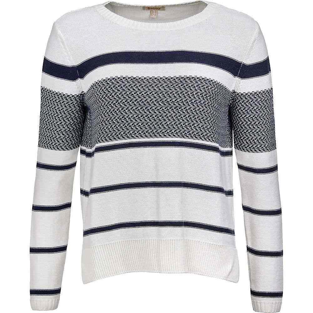 バブアー Barbour レディース ニット・セーター トップス【paddle knit sweater】Off White
