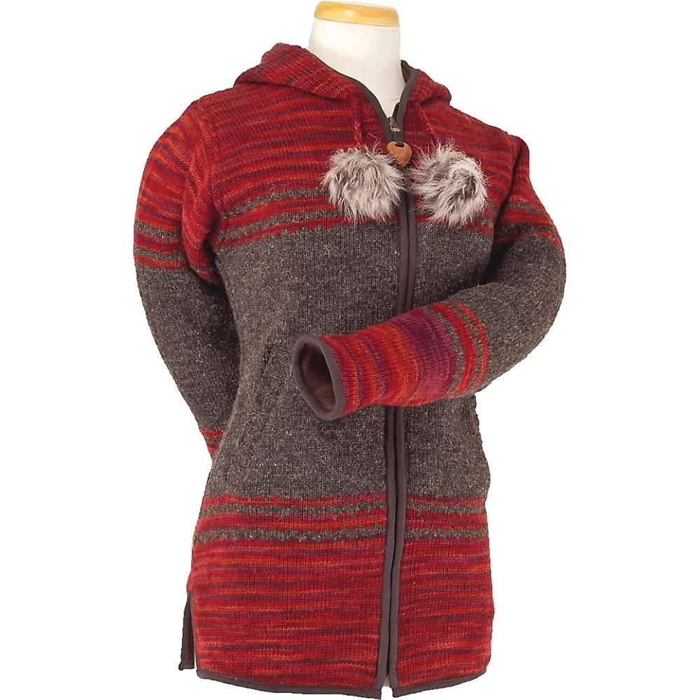 ランドロマット Laundromat レディース フリース トップス【yoko fleece lined sweater】Autumn