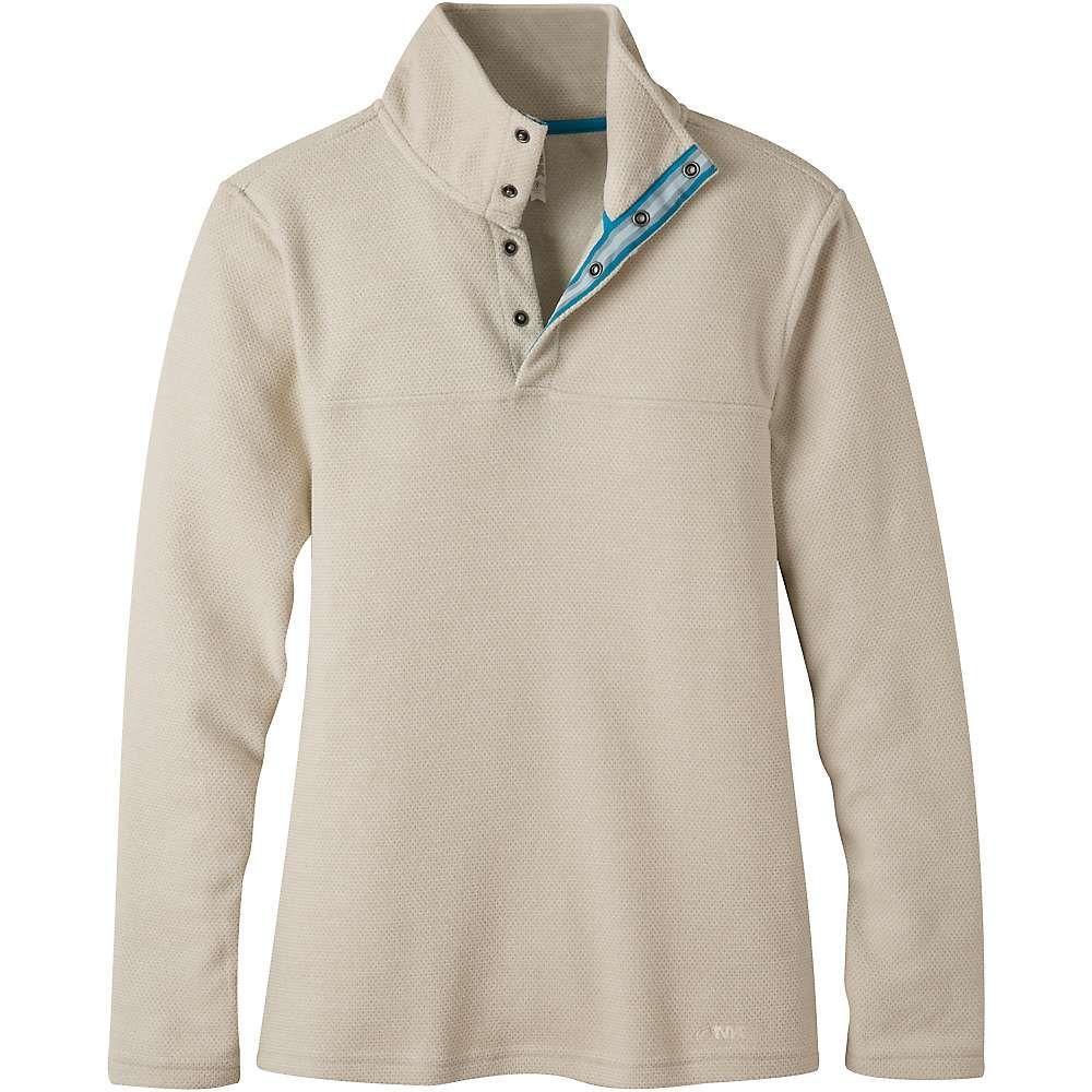 マウンテンカーキス Mountain Khakis レディース フリース トップス【pop top pullover jacket】Linen