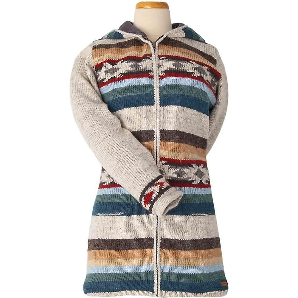 ランドロマット Laundromat レディース フリース トップス【santa rosa fleece lined sweater】Cloud