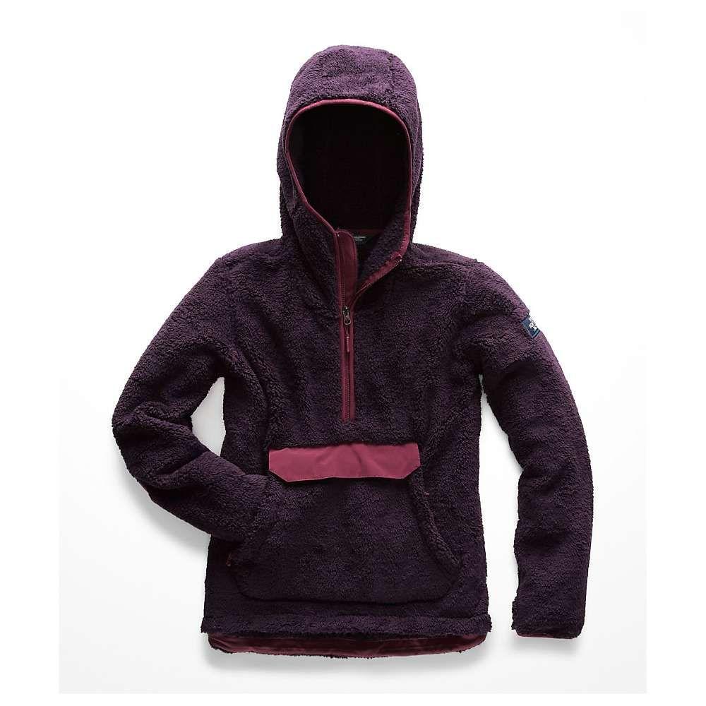 ザ ノースフェイス The North Face レディース フリース トップス【campshire pullover hoodie】Galaxy Purple