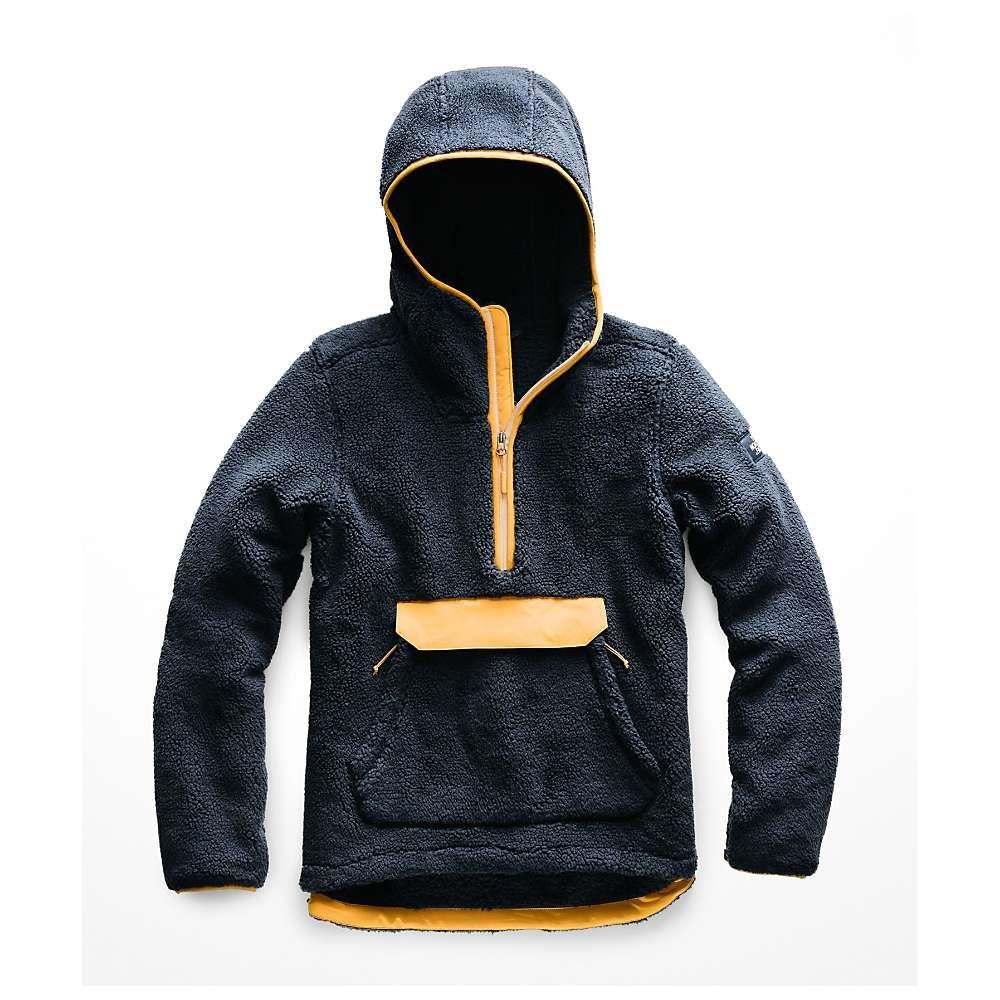 ザ ノースフェイス The North Face レディース フリース トップス【campshire pullover hoodie】Urban Navy/Citrine Yellow