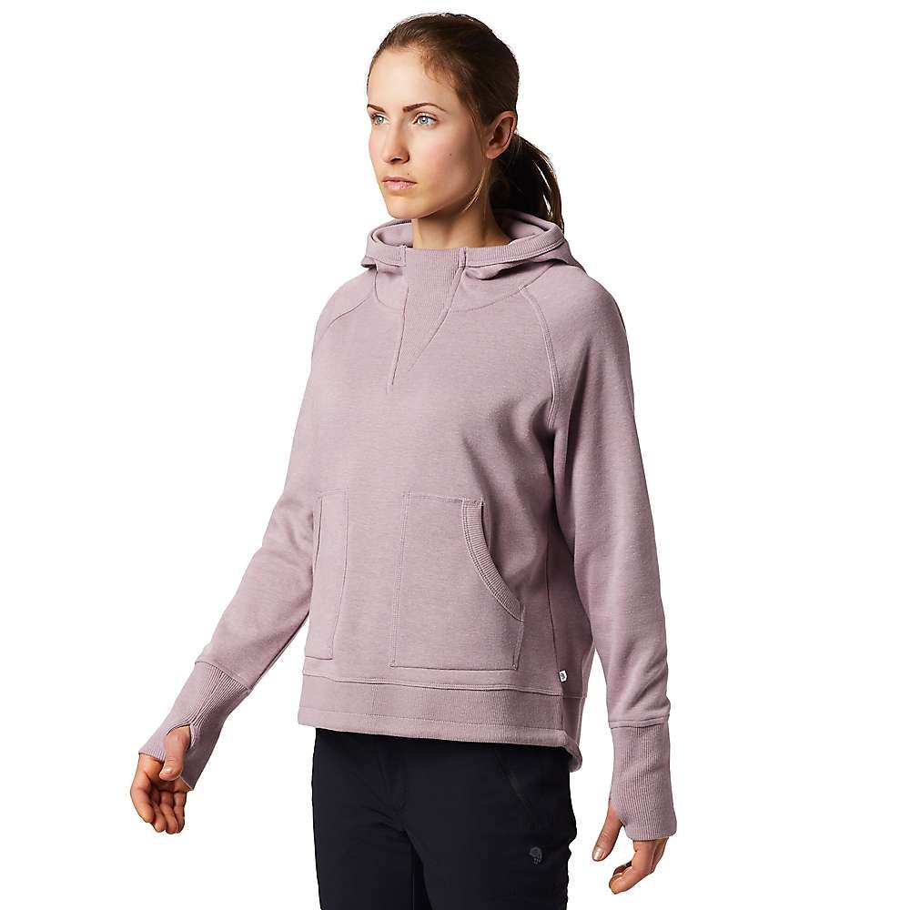 マウンテンハードウェア Mountain Hardwear レディース パーカー トップス【firetower long sleeve hoodie】Daze