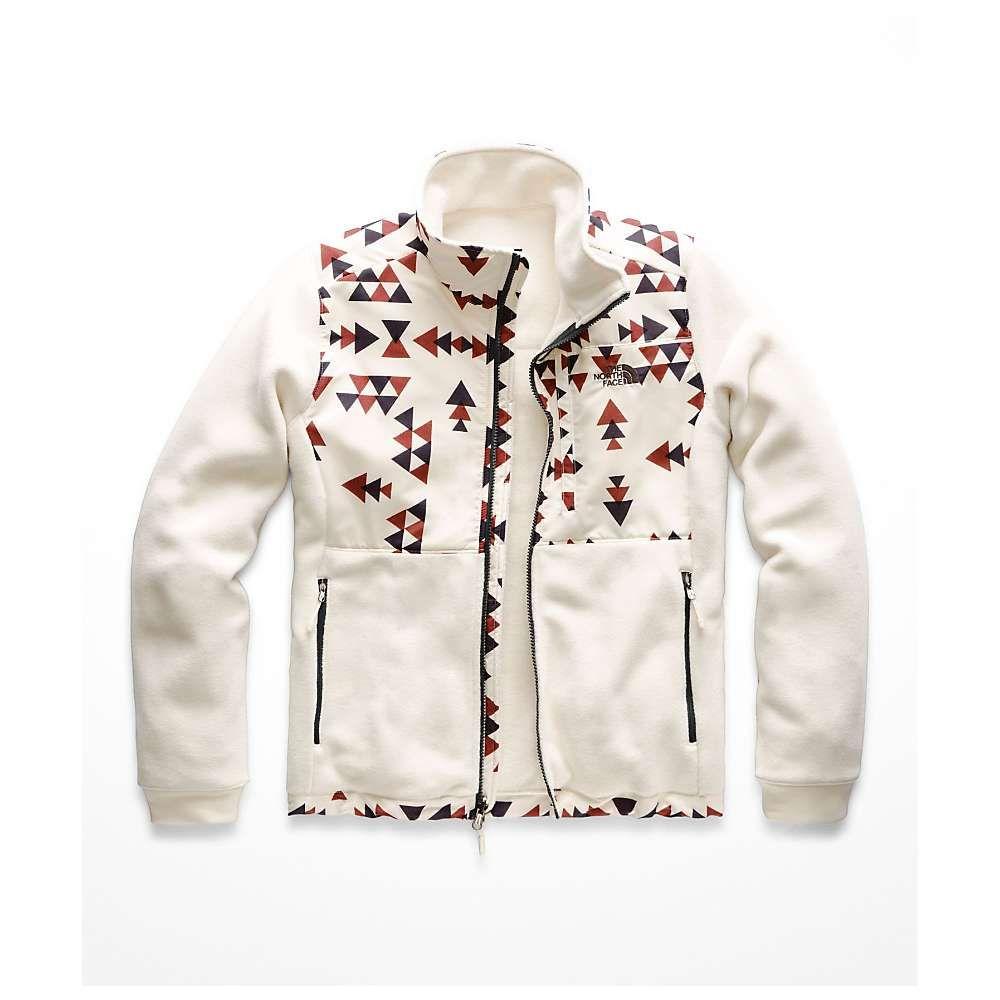 ザ ノースフェイス The North Face レディース フリース トップス【denali 2 jacket】Vintage White/Vintage White Joshua Tree Print
