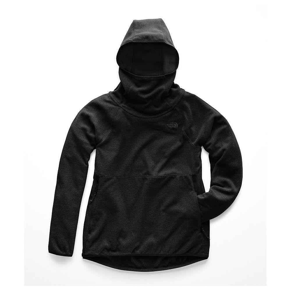 ザ ノースフェイス The North Face レディース パーカー トップス【glacier alpine pullover hoodie】TNF Black