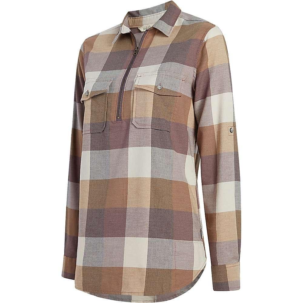 ウールリッチ Woolrich レディース ブラウス・シャツ フランネルシャツ トップス【any point convertible flannel shirt】Wild Aster Multi