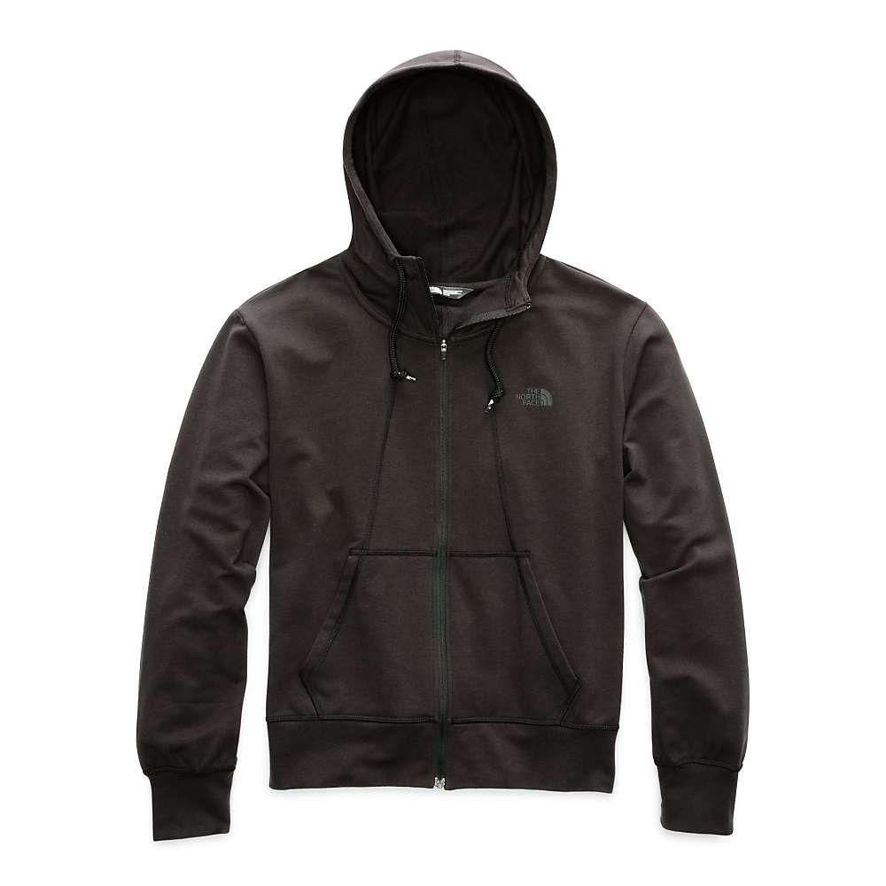 ザ ノースフェイス The North Face レディース パーカー トップス【ascential full zip hoodie】TNF Black