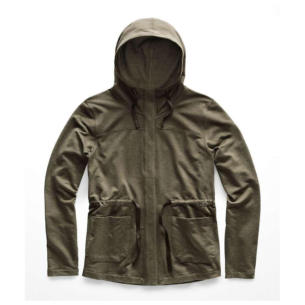 ザ ノースフェイス The North Face レディース パーカー トップス【bayocean hoodie】New Taupe Green Heather