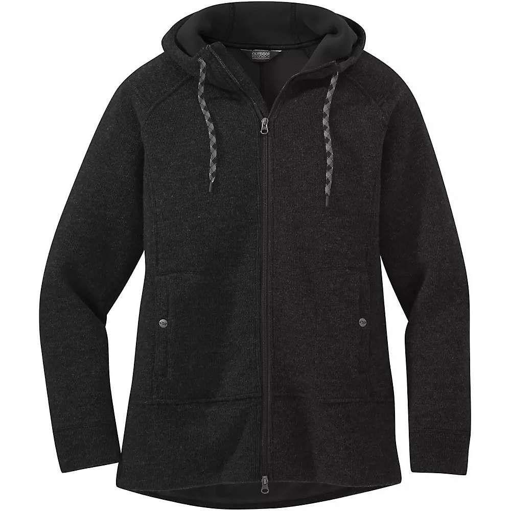 アウトドアリサーチ Outdoor Research レディース フリース トップス【flurry jacket】Black