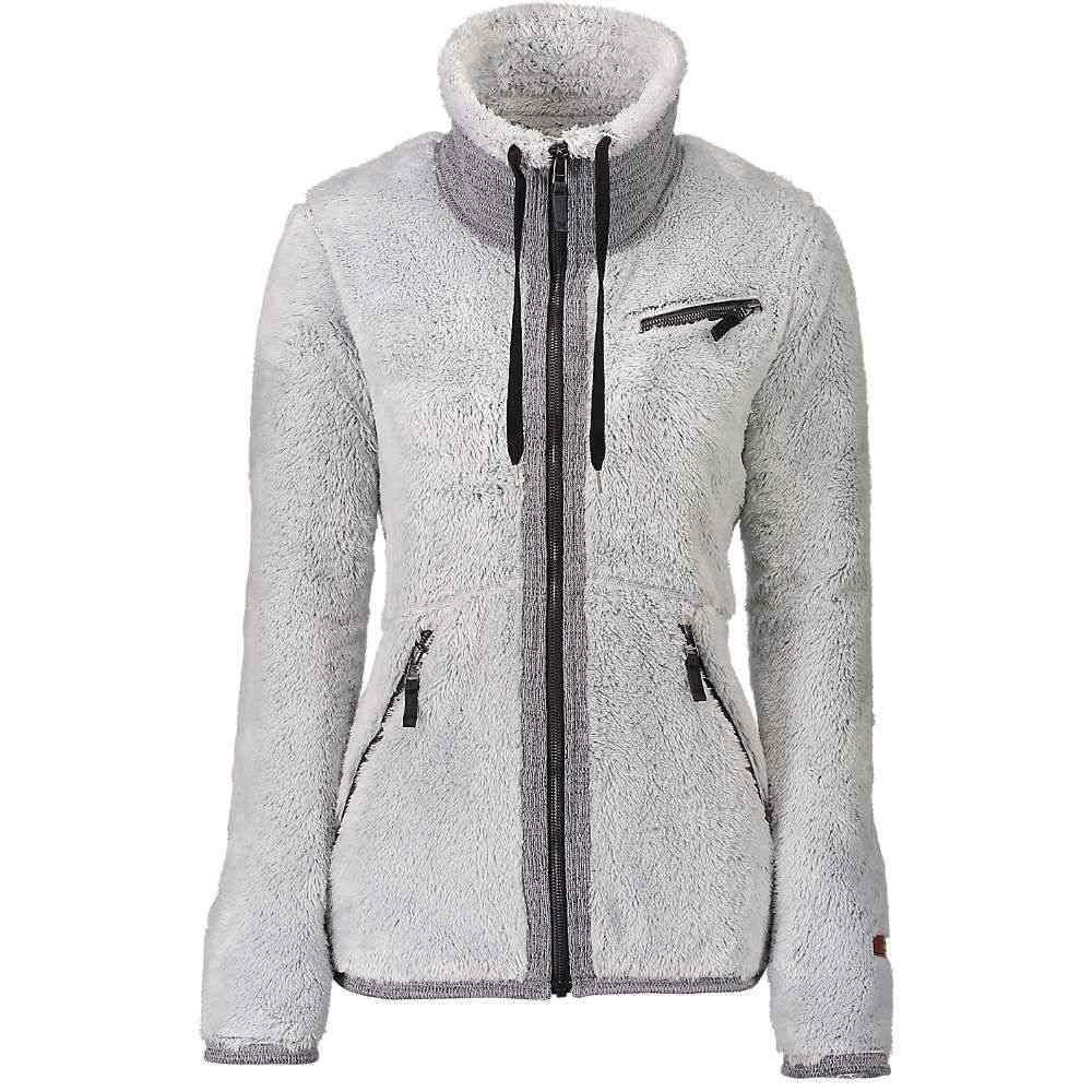 オバマイヤー Obermeyer レディース フリース トップス【britt fleece jacket】Fog