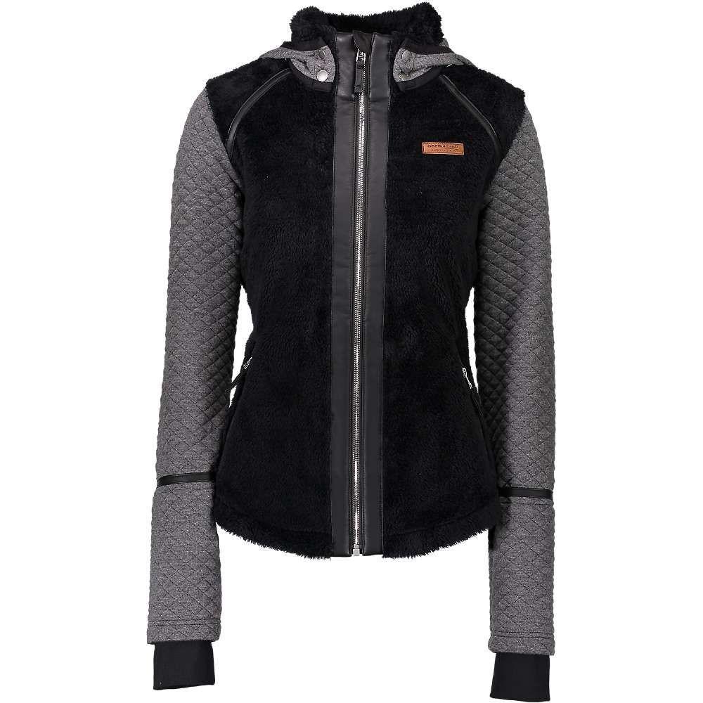 オバマイヤー Obermeyer レディース フリース トップス【stella fleece jacket】Black