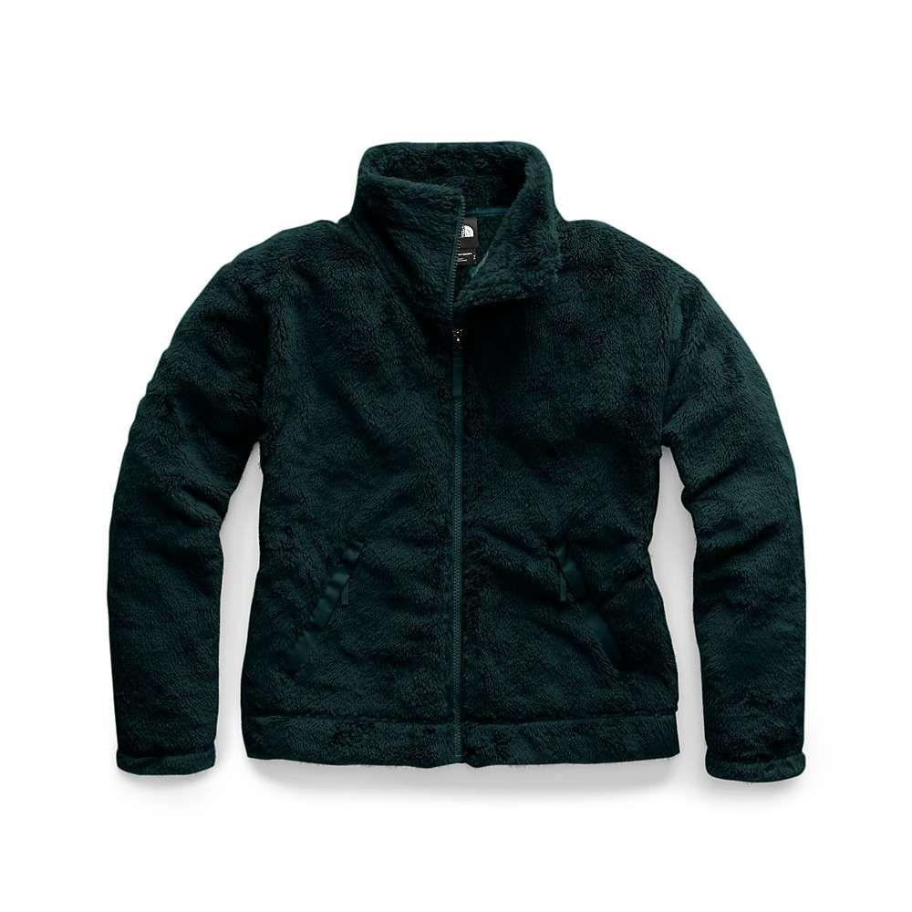 ザ ノースフェイス The North Face レディース フリース トップス【furry fleece 2.0 jacket】Ponderosa Green