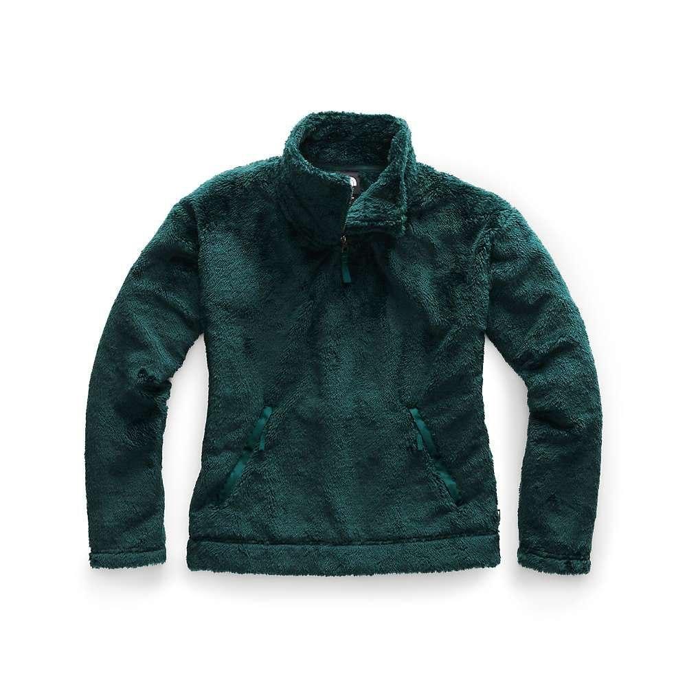 ザ ノースフェイス The North Face レディース フリース トップス【furry fleece pullover】Ponderosa Green