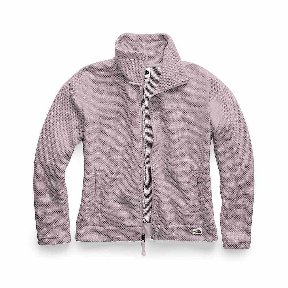 ザ ノースフェイス The North Face レディース フリース トップス【sibley fleece full zip jacket】Ashen Purple Heather