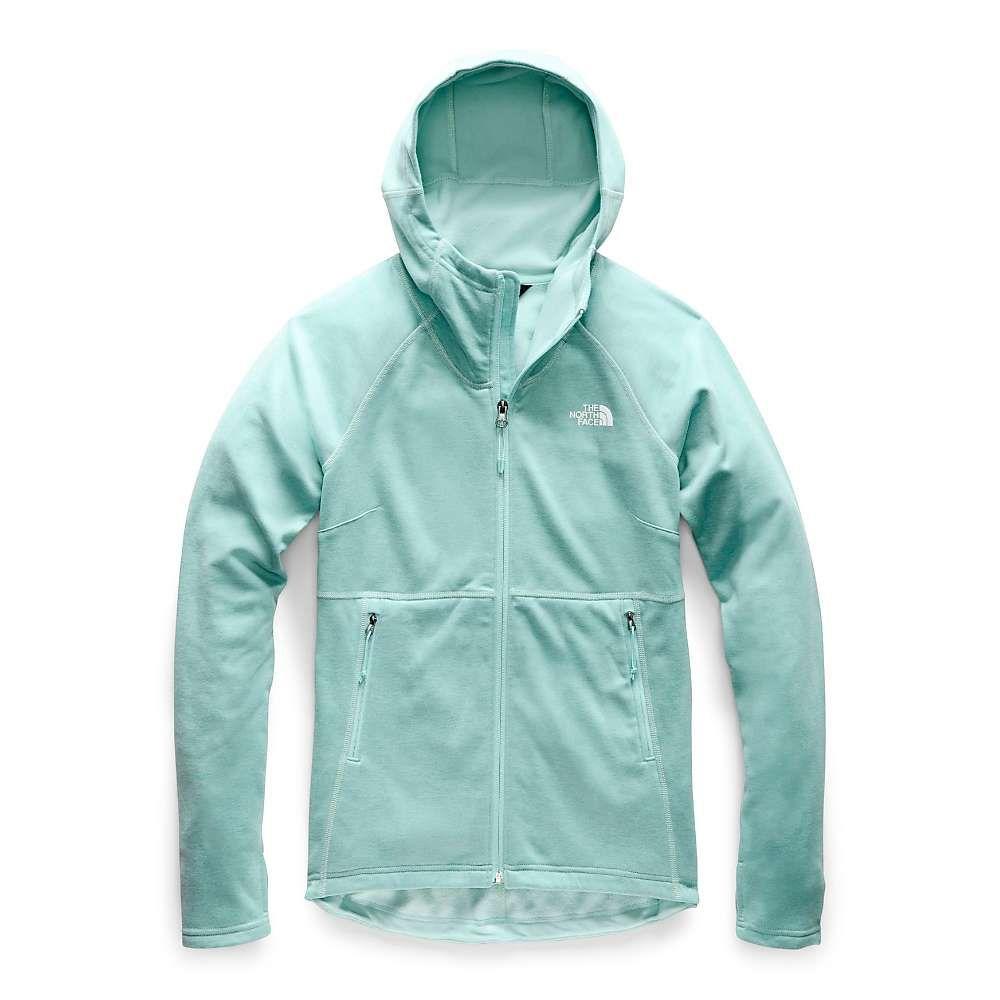 ザ ノースフェイス The North Face レディース フリース トップス【canyonlands hoodie】Windmill Blue Heather