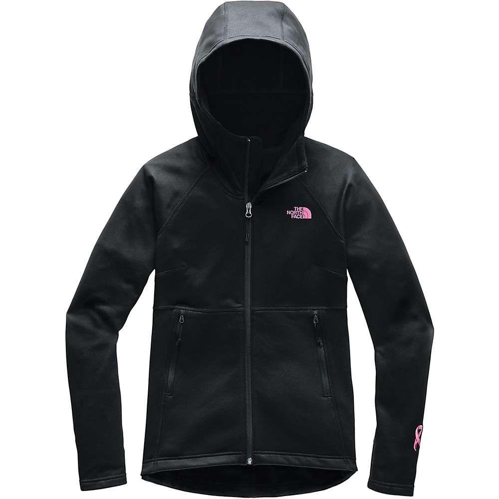 ザ ノースフェイス The North Face レディース フリース トップス【pr canyonlands hoodie】TNF Black