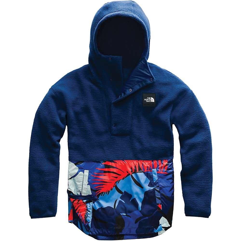 ザ ノースフェイス The North Face レディース フリース トップス【riit pullover】Flag Blue/Flag Blue Palms Print