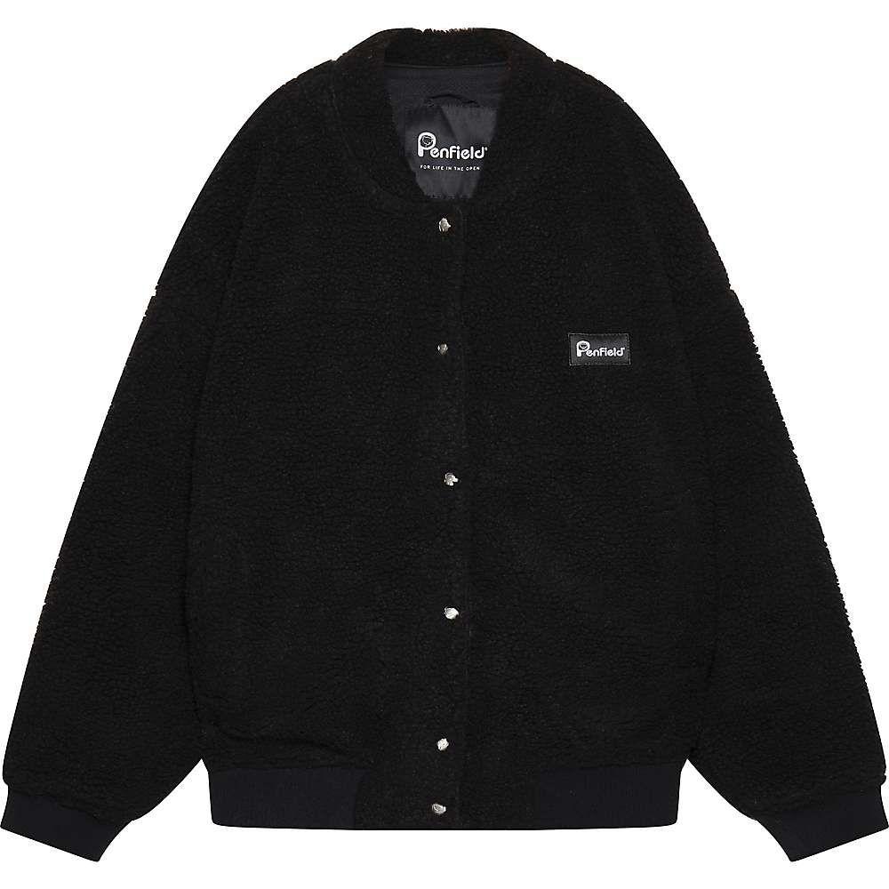 ペンフィールド Penfield レディース フリース トップス【lyman fleece】Black