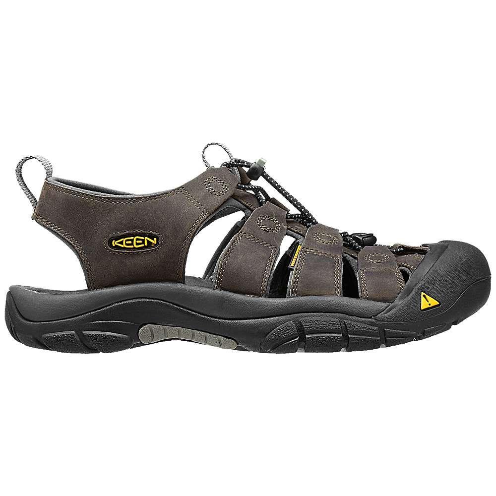 キーン Keen メンズ サンダル シューズ・靴【newport sandal】Neutral Grey/Gargoyle